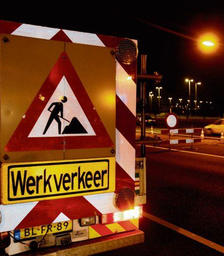 Gerecycled asfalt op weg bij Marknesse: primeur voor Flevoland