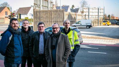 """""""Nieuwe buurtparkings in drukke stadsdelen"""""""