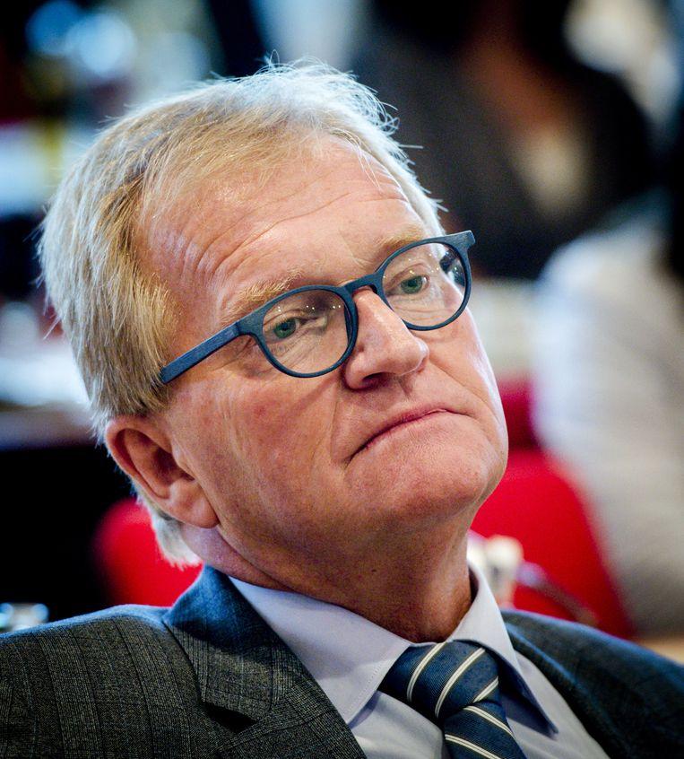 Hans de Boer, voorzitter VNO-NCW. Beeld null