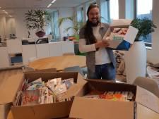 Doel: 270.000 kerstkaarten voor eenzame ouderen, eerste kaarten stromen binnen