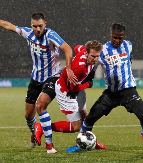 FC Eindhoven tegen Jong Ajax op zoek naar goede eindpass