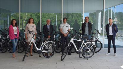 Wijkpolitie De Panne, Nieuwpoort en Koksijde verplaatst zich voortaan met de elektrische fiets