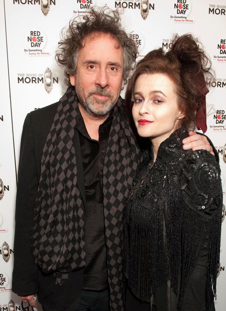 Helena Bonham Carter en Tim Burton