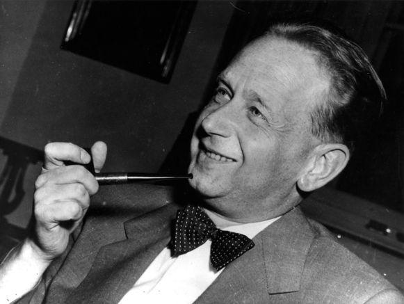 Dag Hammarskjold in 1953.