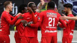 VIDEO: Antwerp viert in kolkend sfeertje dankzij twee goals Owusu tegen Beerschot-Wilrijk