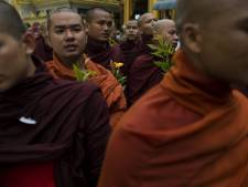 Nederlander vast voor storen biddende Myanmarezen
