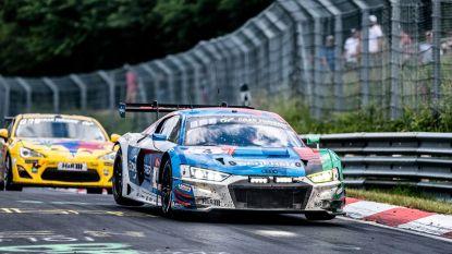Dries Vanthoor en Frédéric Vervisch pakken de zege in 24 Uur van Nürburgring