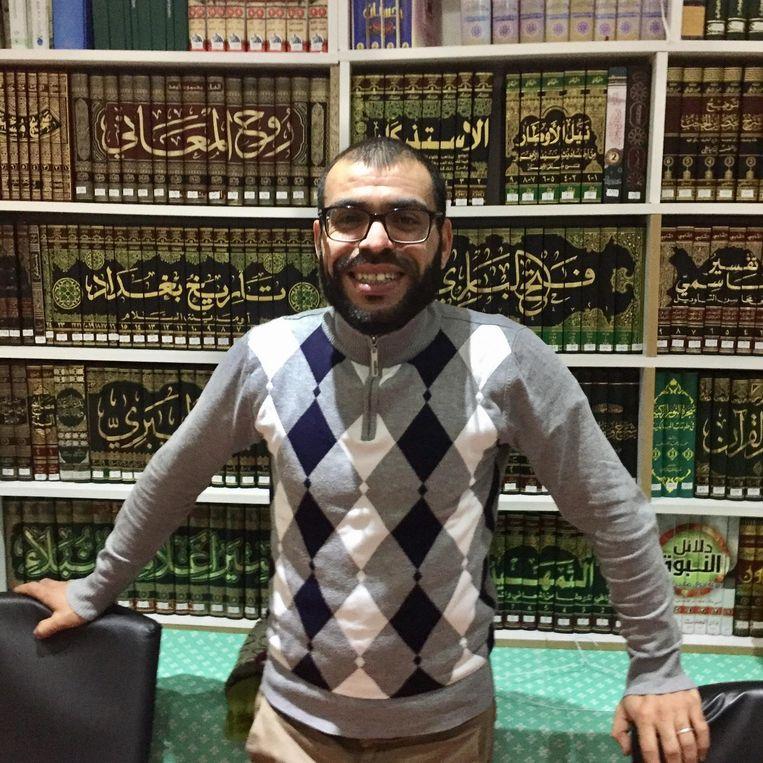 Abderrahim Achamrouk Beeld null