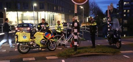 Scooterrijder gewond bij botsing met fietser in Parkwijk
