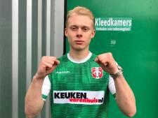 FC Dordrecht huurt verdediger Thomas Poll van FC Groningen