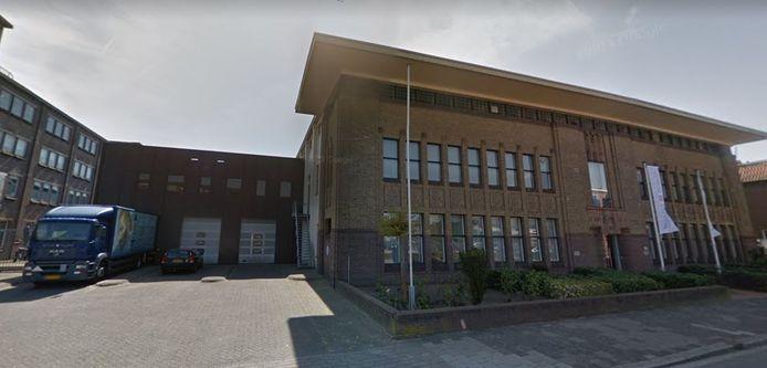 Het hoofdgebouw van Talens in Apeldoorn.