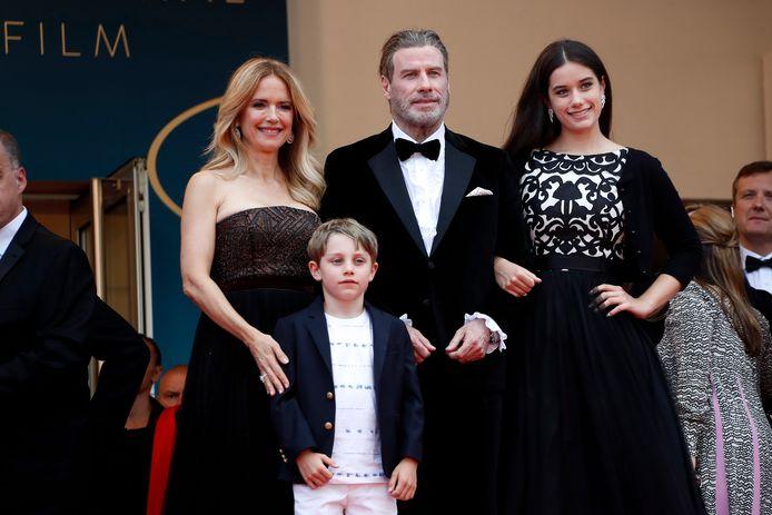 De familie Travolta.