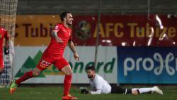 FT België 17/11. Spaanse coach debuteert bij Roeselare met nederlaag tegen Tubeke in 1B - Jonge Belgen raken in kwalificatieronde EK 2019 niet voorbij Malta