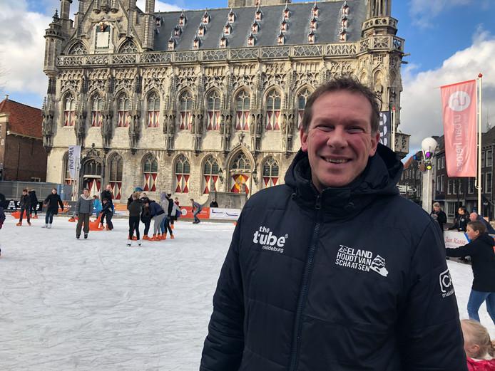"""Patrick Gabrielse van Zeeland Houdt van Schaatsen: ,,In ons vijftiende jaar gaan we volgend jaar zeker wat extra's doen."""""""