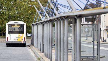 Nieuwe bushalte aan 't Zwart Goor voor scholieren in Hoogstraten