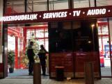 Vermeende winkeldief gewond bij vluchtpoging in Duiven