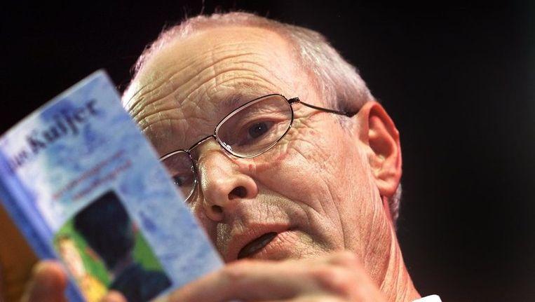 Onder anderen Guus Kuijer maakt kans op de Lindgren-prijs. © ANP Beeld