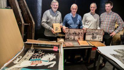 Postzegelkring zorgt voor 'Dendermondse veiling': kopers gezocht voor unieke items gelinkt aan Ros Beiaard en stad