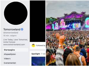 Tomorrowland passe au noir sur les réseaux sociaux: qu'est-ce que ça signifie?