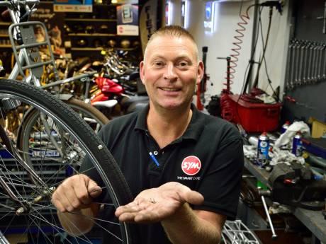 De punaisestrooier is weer terug en zorgt voor drukte bij fietsenmakers