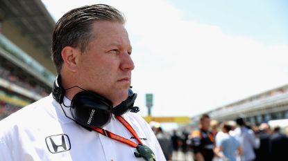 """Sympathie voor Vandoorne, maar grote baas van McLaren krijgt er van langs op sociale media: """"De Trump in de Formule 1, stuur die dwaas weg"""""""