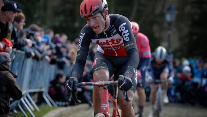 """Brent Van Moer debuteert in Ronde van Spanje: """"Eerste kennismaking met het echte hooggebergte"""""""
