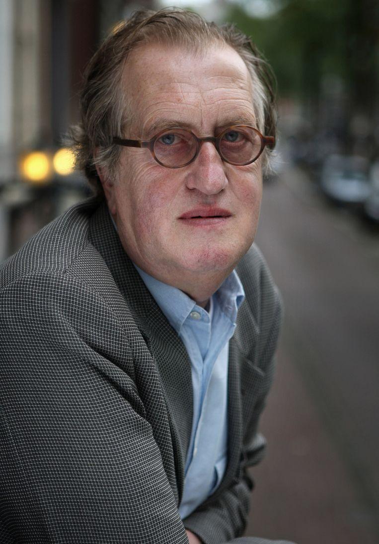 Dichter Gerrit Komrij Beeld ANP