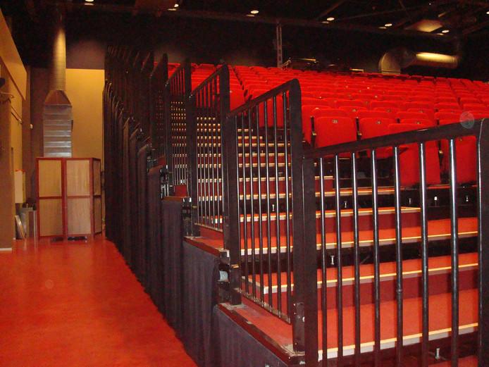 Tribune Theater Koningshof Maassluis