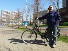 Voor Tolis Kitsos is fiets niet het eerste vervoermiddel: 'Ik fiets alleen als het moet'