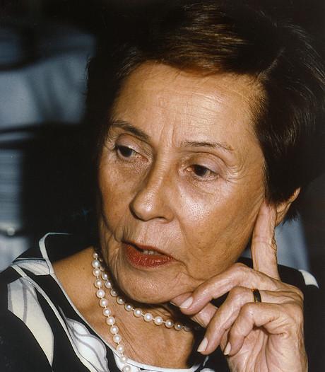 Grande dame uit Rijswijk