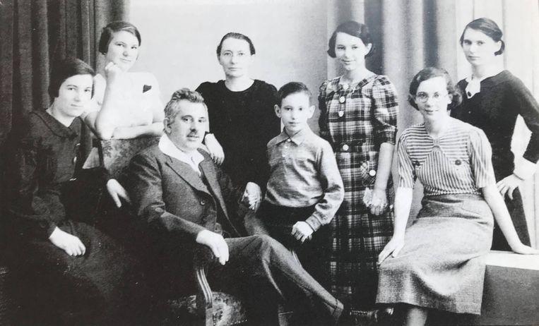 Anna Daens huwde met Albert Van Den Bruele.