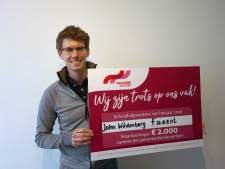 Bosschenaar John Wildenberg schuldhulpverlener van het jaar