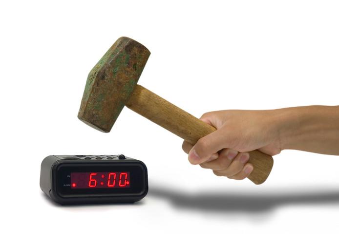 Overal in Nederland en Europa lopen wekkers minuten achter