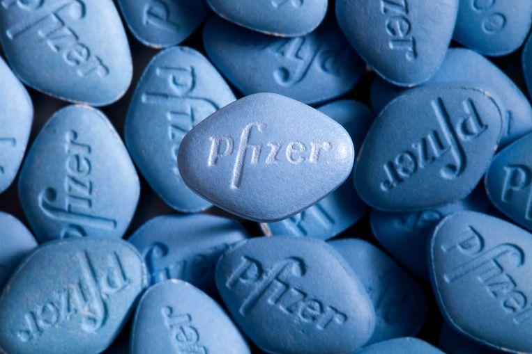 Blauwe Pillen