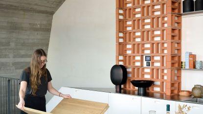 Slimme meubels doen flat van amper 50 m² niet benepen aanvoelen