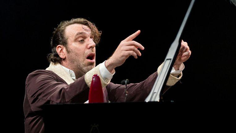 Gonzales heeft het record voor het langste soloconcert ooit (27 uur) op zijn naam staan. Beeld anp
