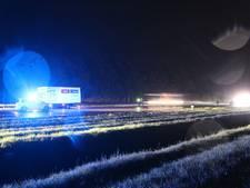 Ongeluk met vrachtwagen veroorzaakt file op A1 bij Bathmen