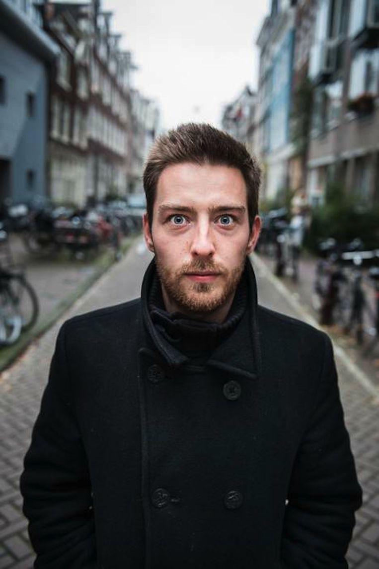 Regisseur Morgen Knibbe Beeld Mats van Soolingen