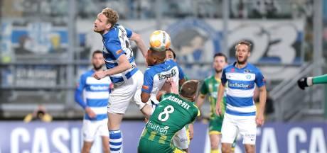 De Graafschap is hekkensluiter na zege NAC Breda