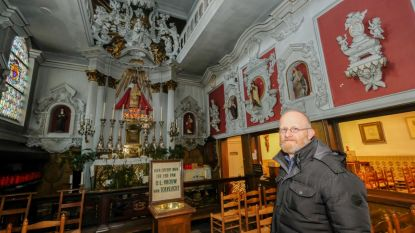 'Schoenmakerskapelleke' vijf weken dicht