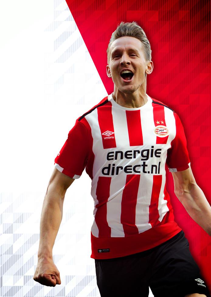 Hoofdsponsor energiedirect.nl van PSV komt met PSV Energie.
