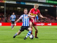 LIVE   Navratil zet Go Ahead op voorsprong tegen FC Eindhoven