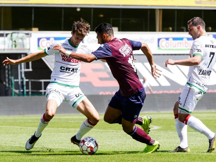 LIVE | Nunnely brengt Willem II weer naast Zulte Waregem, wedstrijd in evenwicht