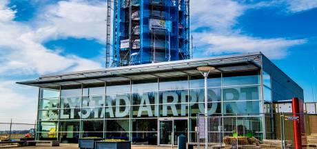 'Lelystad merkt nauwelijks iets van opleiding KLM-piloten'