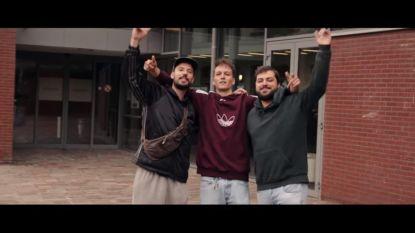 """Tieltse twintigers lanceren eerste single 'Kom Mor Af': """"We gaan Tielt op de kaart zetten van de West-Vlaamse hiphop"""""""