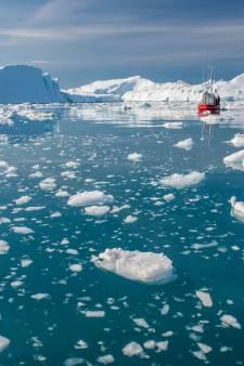 """Le Groenland a perdu 2 milliards de tonnes de glace en une seule journée: """"Un nouveau record"""""""