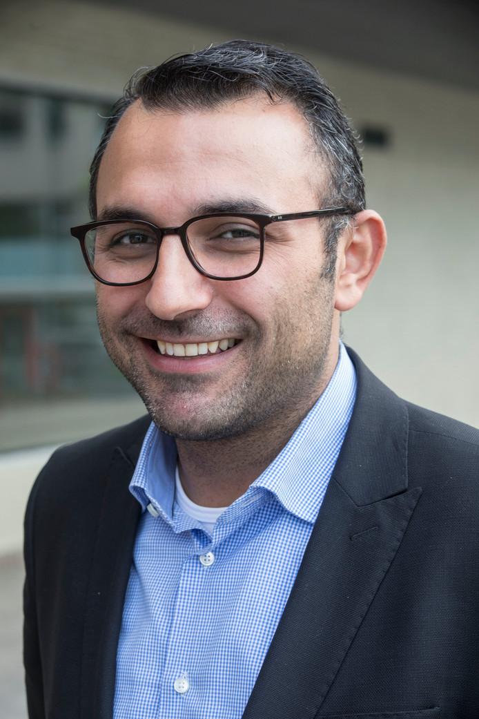 Wethouder Yasin Torunoglu