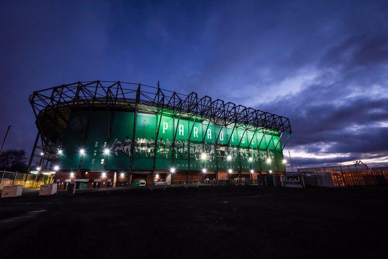 Anderlecht vanavond in Celtic Park.