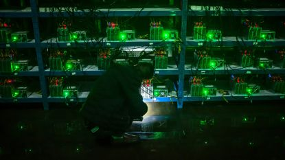 Russisch kernwapenprogramma ingezet om bitcoins te delven