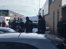 FIOD valt illegale sigarettenfabriek binnen